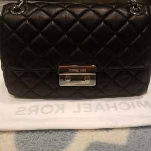 Michael Kors Quilted Crossbody Handbag